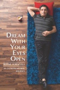 Book Review: Dream With Your Eyes Open by Ronnie Screwvala