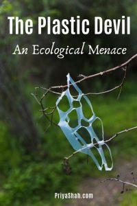 The Plastic Devil - An Ecological Menace
