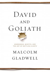 Book Review: David and Goliath by Malcolm Gladwell